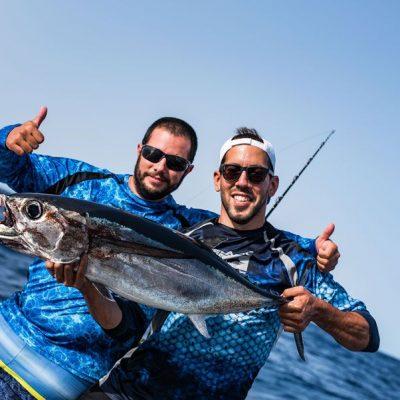 pesca Segur calafell arcadia fishing